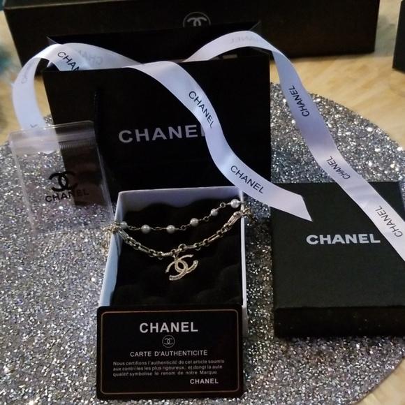 CHANEL Jewelry - 💝Chanel Authentic Bracelet💝